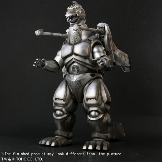 Super Mechagodzilla Fighting color Ver.