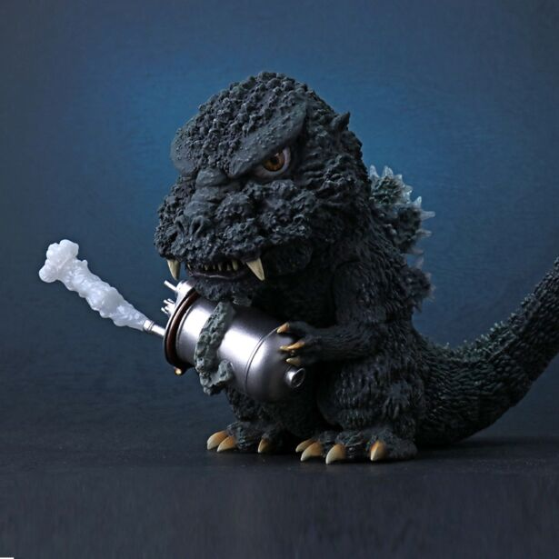 Godzilla(1984) Light-Up Ver.
