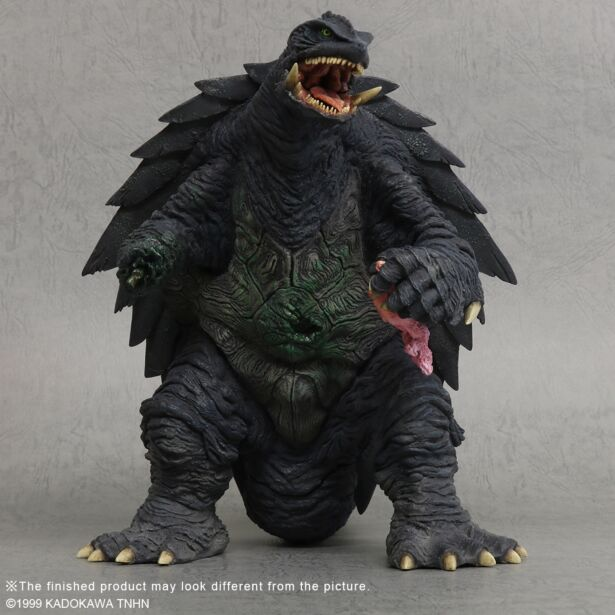 Gamera(1999) Damage Ver.